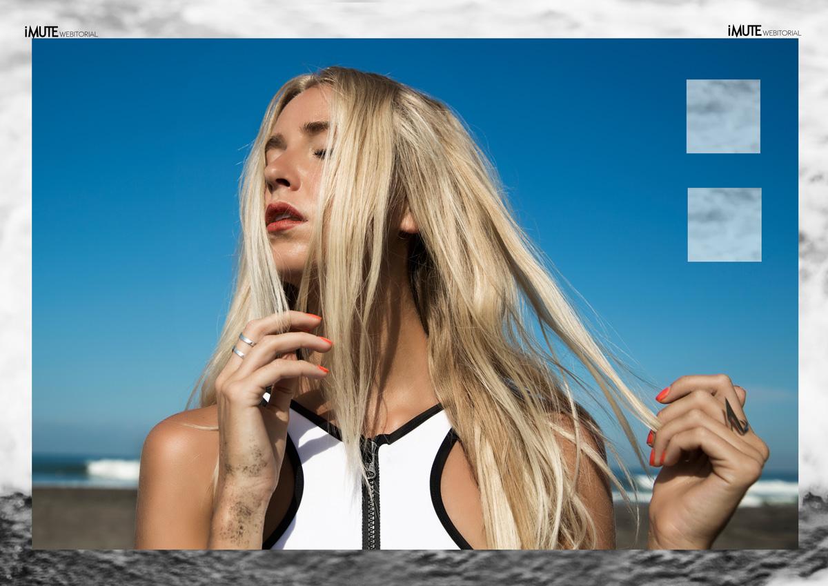 SA:LT:SA:ND webitorial for iMute Magazine