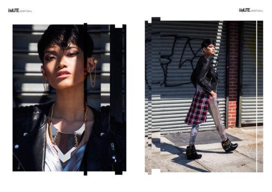 Street Shine for iMute Magazine