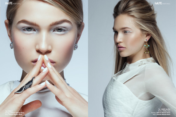 EARLY FROST webitorial for iMute Magazine