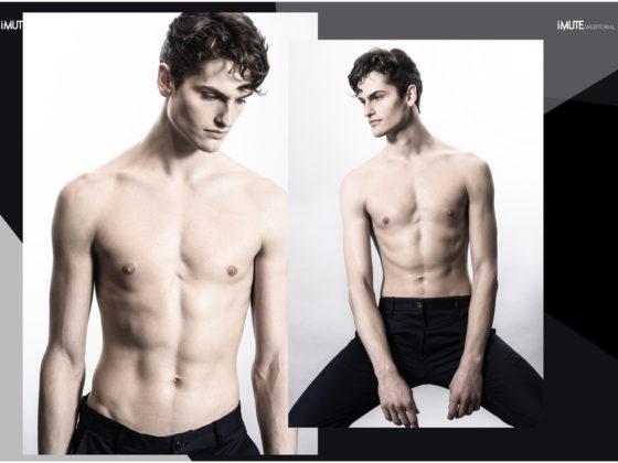 Purity webitorial for iMute Magazine Photographer / Jordan Deal Model / James Parker @ Elite Model Management Make up / Suzana Nguyen