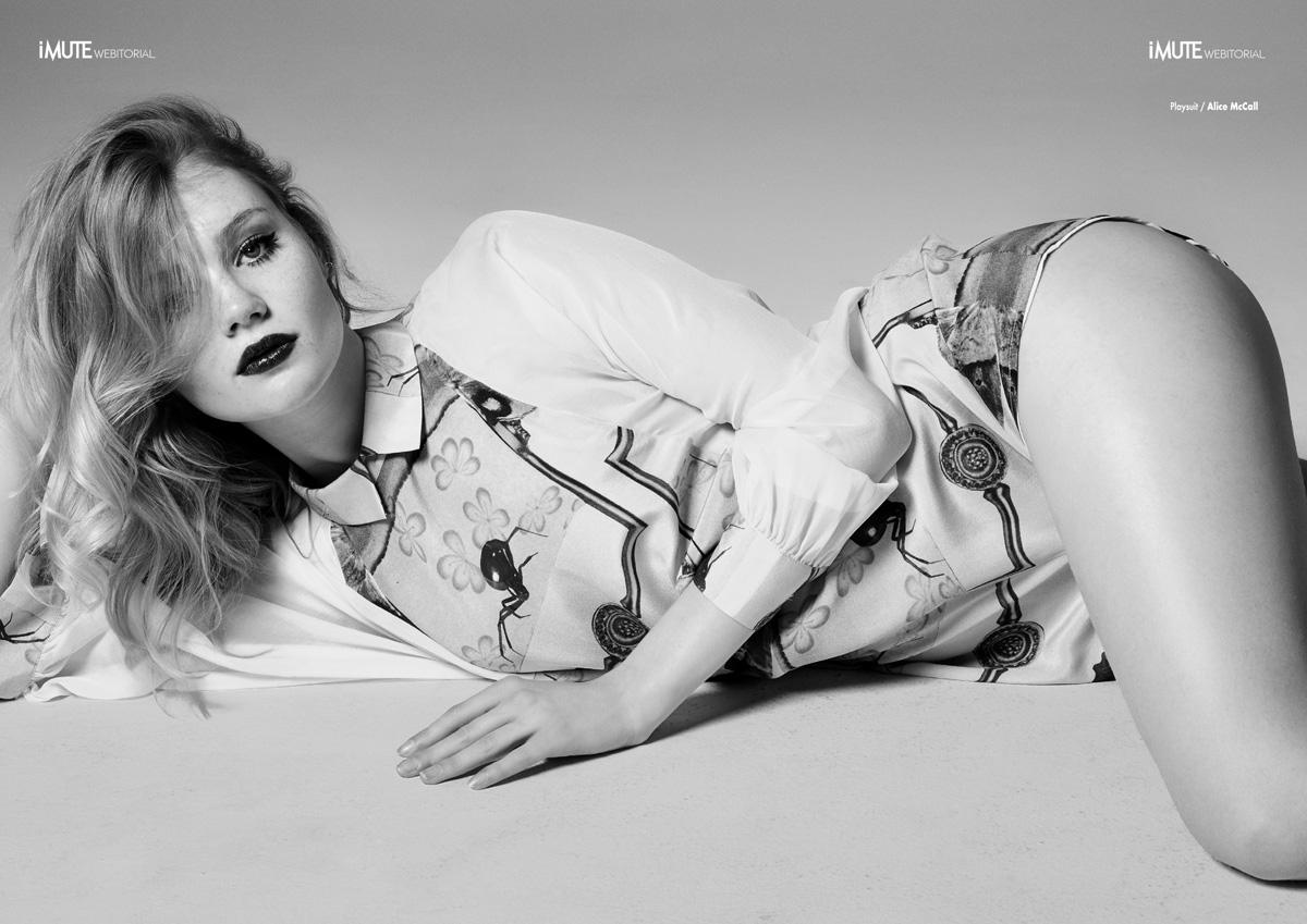 Zanna webitorial for iMute Magazine Photographer / JOHN MICHAEL FULTON Model / ZANNA @ PHOTOGENICS LA Stylist / JORDAN GROSSMAN Make up / AMY STROZZI @ TMG-LA using Dior Beauty Hair / TONY VIN @ DLM-LA using Tresseme Photo Assistant / JOE GUNAWAN