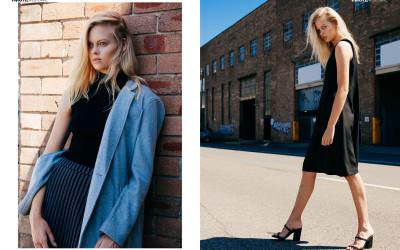 30 degrees webitorial for iMute Magazine Photographer / Tannar Eacott Model / Holly @ Chadwicks Stylist & Creative Director / Stephanie Brown Make up & Hair / Jayde Weir