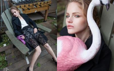 A Day In The City webitorial for iMute Magazine Photographer / Diana Nikishina Model / Irina Stylist / Alexandra Osina Make up & Hair / Svetlana Tikhonova
