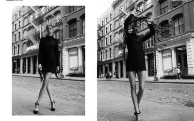 The Girl Who Woke up Late webitorial for iMute Magazine Photographer / Kendra Barber Model / Shauna Bennett @ Soul Artist Management Stylist / Caroline Marie Make up & Hair / Saragrace Tramont