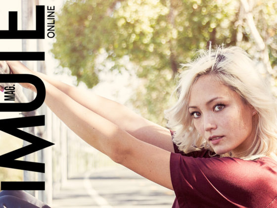 Strange Days webitorial for iMute Magazine Photographer / Shanna Fisher @ Day Reps Actress   Model / Pom Klementieff