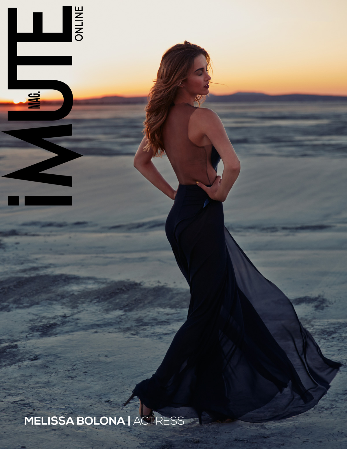 Melissa webitorial for iMute Magazine Photographer / John Russo Model & Actress / Melissa Boloña Stylist / Marissa Peden Make up / Karolina Kangas Hair / Guy Romeo Manicurist / Noon Bui