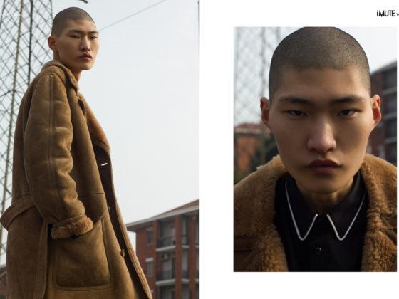 Haemin webitorial for iMute Magazine Photographer & Stylist | Karlo Hecimovic Model | Haemin @ Beyond Models Milano