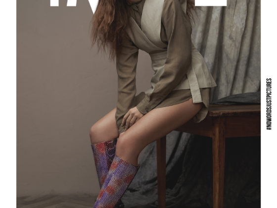 MUSE - Cover Story Winter Issue #17 Photographer | BenFourmi Model | Alizé Barangé @ IMG Models Stylist | Marie Revelut Makeup | Anne Arnold Hair | Thierry Degrave Stylist Assistants | Mario Lollia & Sabrina Sebti Studio | A Ciel Ouvert Studio