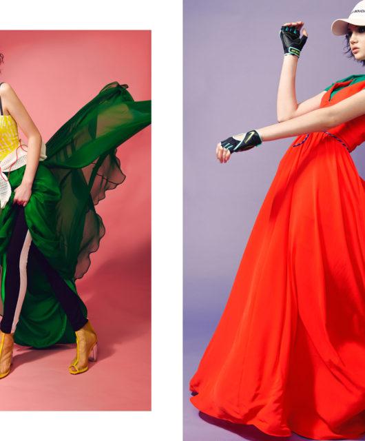Rogue One webitorial for iMute Magazine Photographer | Kate Woodman Model | Piper Badaracco @ Option Models & Media Stylist | Julia Platt-Hepworth Designer | Elizabeth Dye