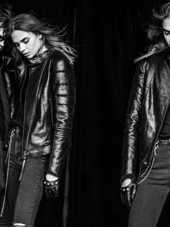 THE FACE New York - Fall 2017 for iMute Magazine Photographer | Philippe Regard Models | Sasha Tsibizova & Daniel Walters Creative Director | Gilles Blanchard Makeup & Hair | Brad Laskey
