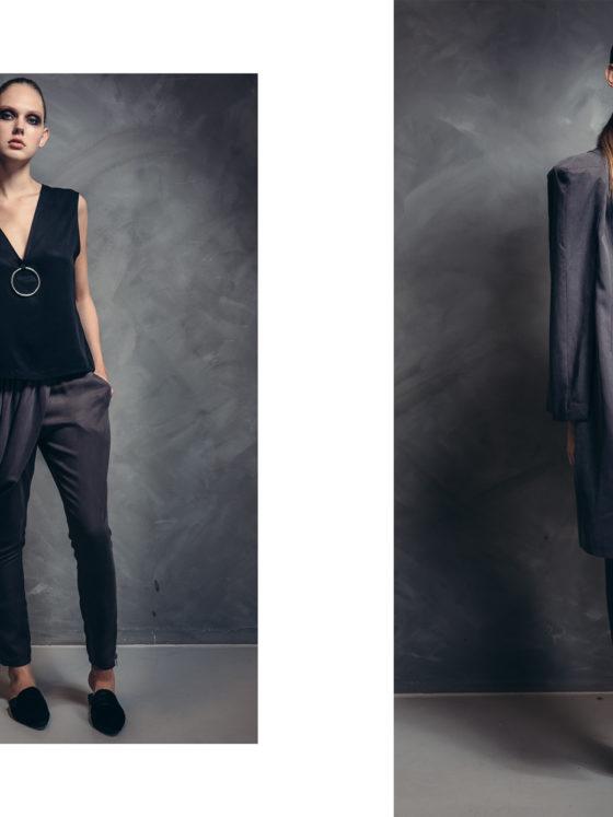 Too Damn Expensive SS17 Lookbook for iMute Magazine Photographer | Michaela Klouda Model | Paulina @ TFM Models Makeup & Hair | Erle Nathalia Kielland