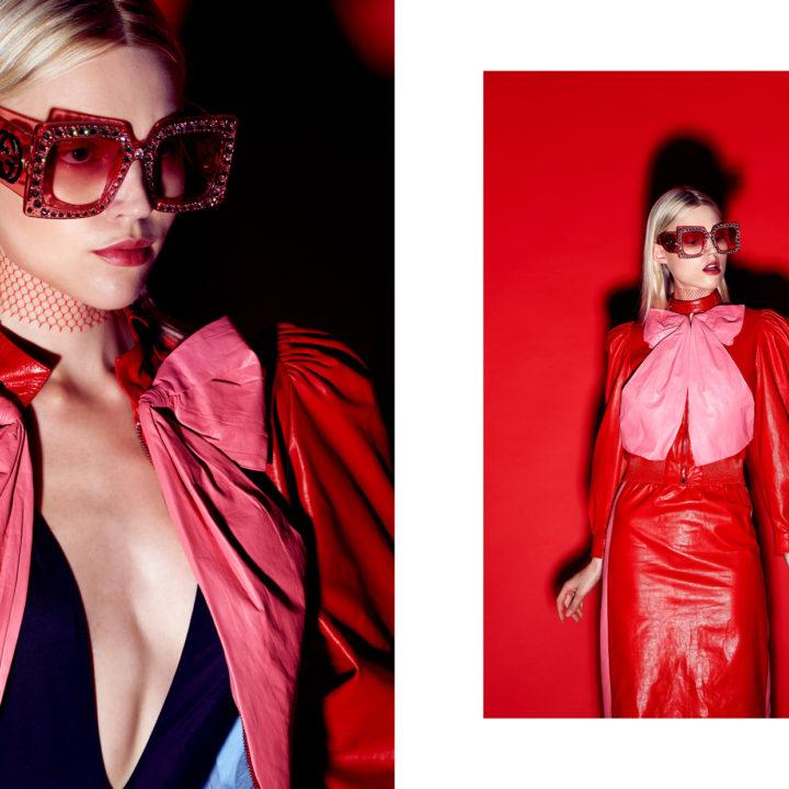 Shape of me webitorial for iMute Magazine Photographer|Pine Yip Model| Darina Stylist| Jamie Suen Makeup|Nikei Mak Hair|Toyo Ho Clothes|Gucci fw17