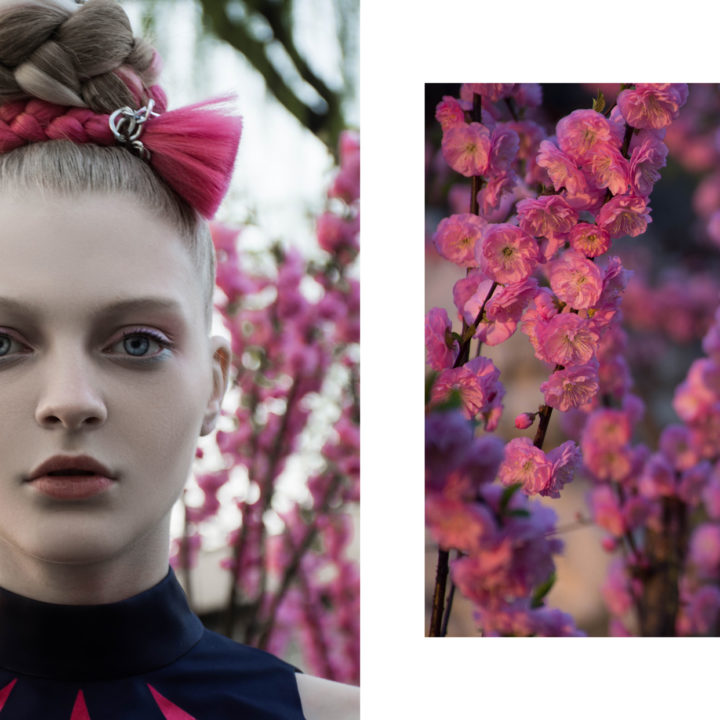 Miao webitorial for iMute Magazine Photographer|Va Rya Model| Vera @M3 Models Beijing Designer| Gary Di Maggio Hair| Alex R.