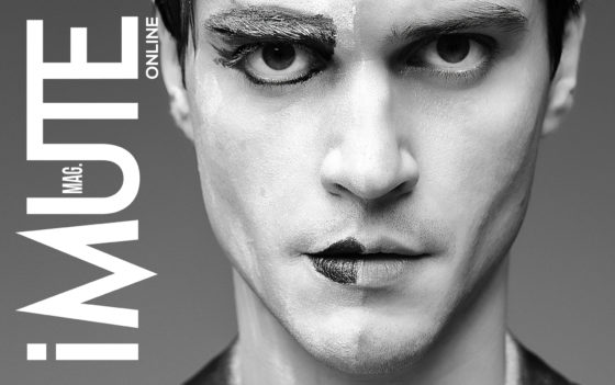 Versus feature editorial for iMute Magazine Photographer|Ionut Cojocaru Actor| Alex Buescu Stylist|Dragos Craita