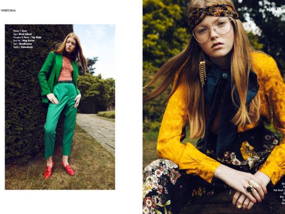 Stay Gold webitorial for iMute Magazine Photographer & Stylist|Mateusz Frycz Model| Emma Frick @MiLK Management London Makeup|Meg KoriatusingSUQQU Hair|Chantelle Mcdonald Stylist Assistant|Carmen