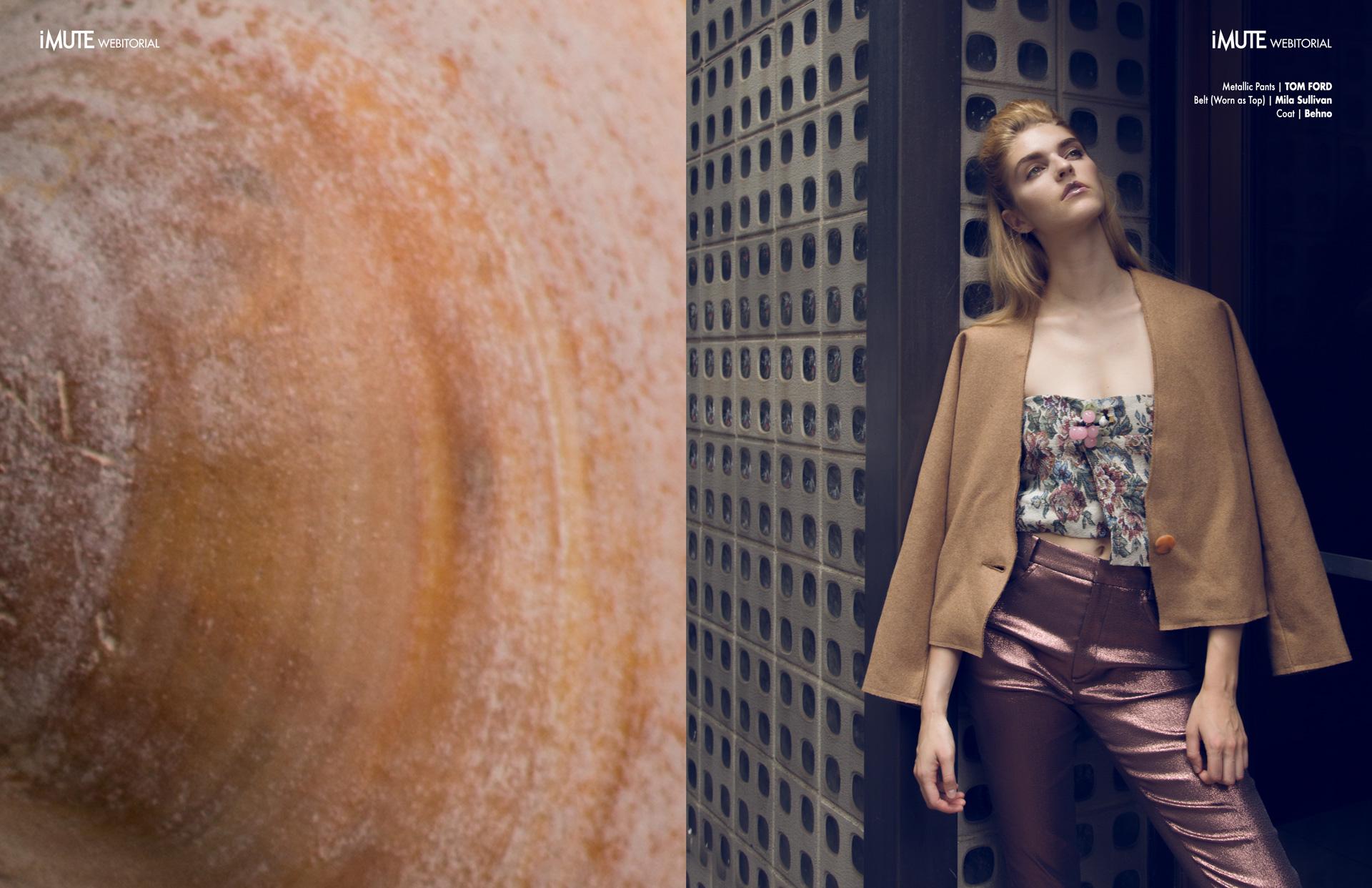 Midnight Rose webitorial for iMute Magazine Photographer Tara Lengyel Model  Becca Blaise @Q Models Stylist Lauren Walsh Makeup & Hair Sara Grace