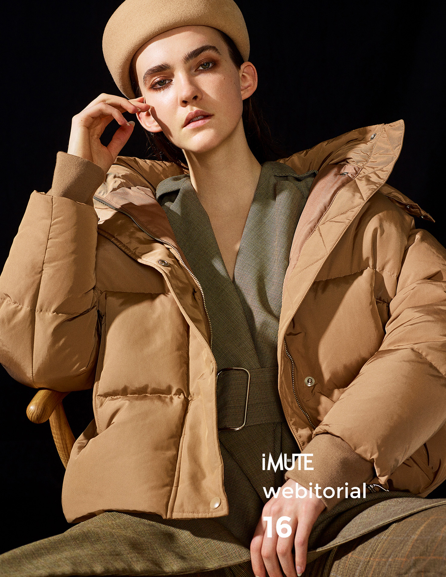 AFTER DARK webitorial for iMute Magazine Photographer|Ellyse Anderson Model| Margarita K @Lizbell Agency Stylist|Leila Bani Makeup|Jon Hennessey Hair|Christopher Deagle