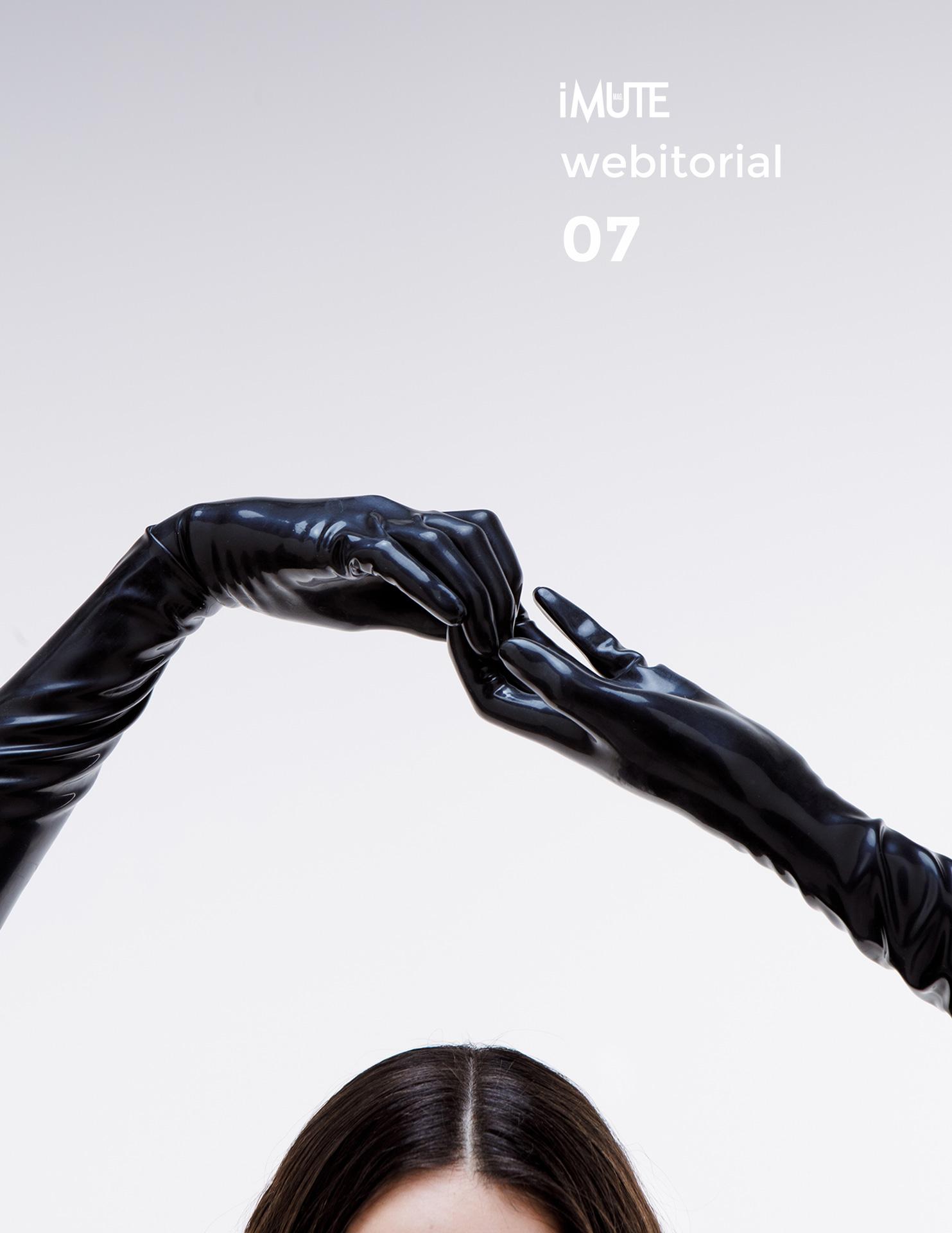 CUT THE WORLD webitorial for iMute Magazine Photographer|Christine Lutz Model| Sophie Schwinn @Model-management Stylist / Makeup & Hair| Nana Thelen Stylist Assistant| Franka Bahr Bts Video|Marius Geugelin