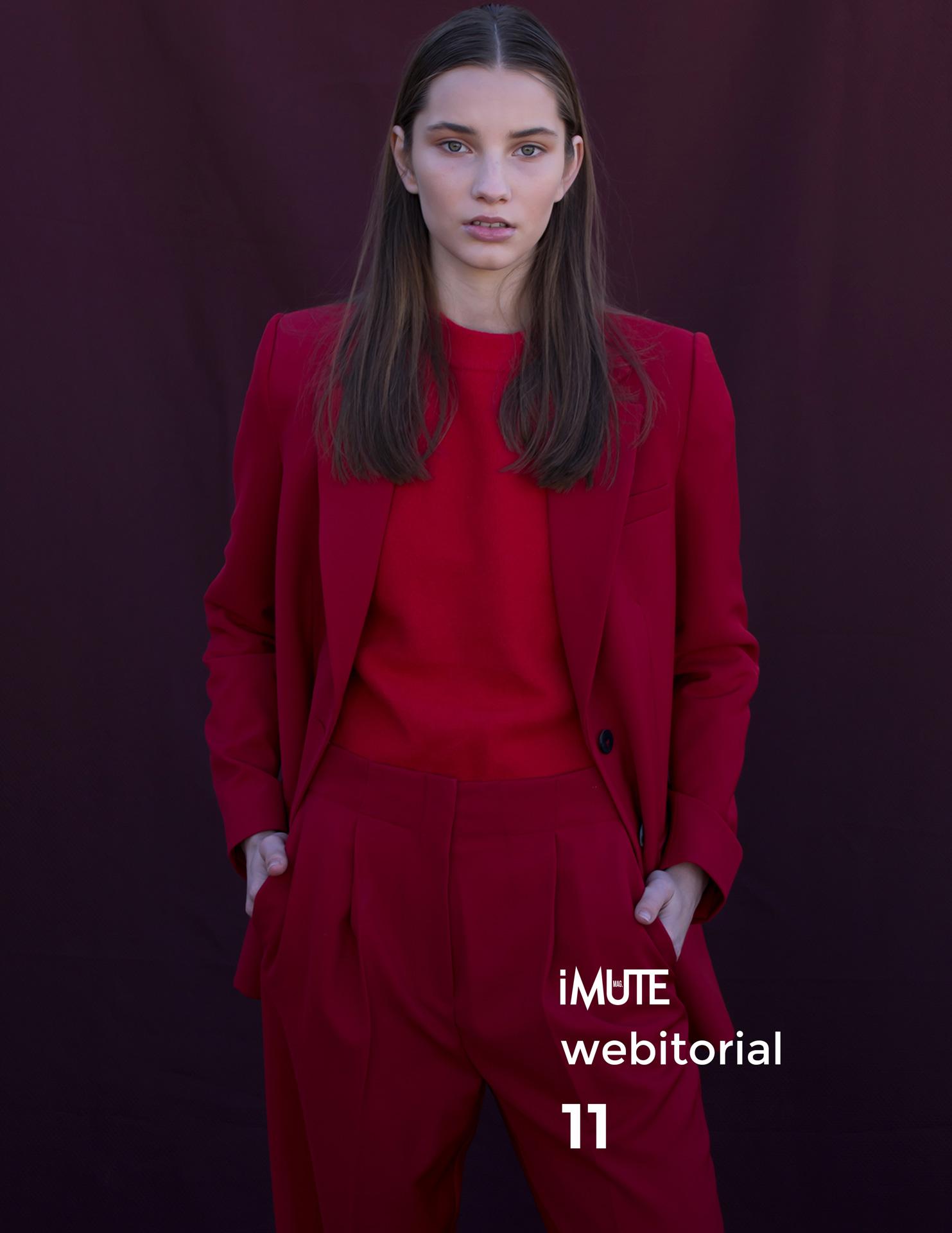 air webitorial for iMute Magazine Photographer & Stylist|Simone Siel Model| Santa @Fifth Avenue Model Management Makeup & Hair|Yuliya