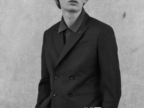 Isaac webitorial for iMute Magazine Photographer & Stylist|Simone Siel Model| Isaac Main @Trend Models