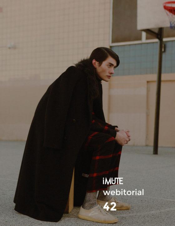 MUDHONEY webitorial for iMute Magazine Photographer|Tamara Gajic Model |Adam Raifsnider @Reinhard Models Stylist|Ioana Chiorean Makeup & Hair|Abby Berni