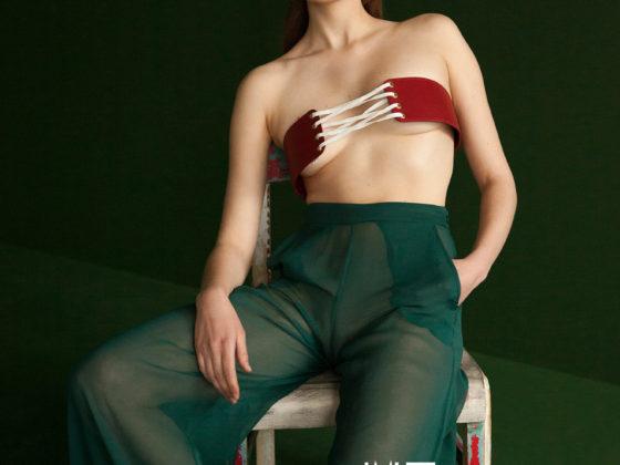 Natur_al webitorial for iMute Magazine Photographer|Jessica Grossmann Model| Anna GoleBiowska @ TFM Models Stylist|Carmen Wolfschluckner Makeup & Hair|Lea Komminoth