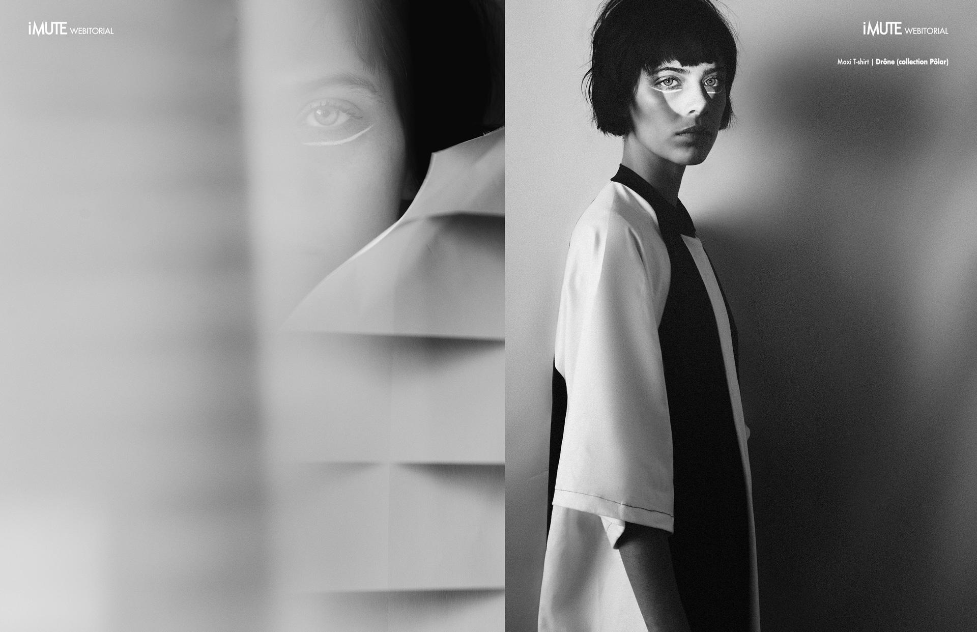 Margot webitorial for iMute Magazine Photographer|Arnaud Ele Model| Margot Davy @Elite Paris & Woman Management Creative Director|Laura Knoops Makeup & Hair|Eva Louis