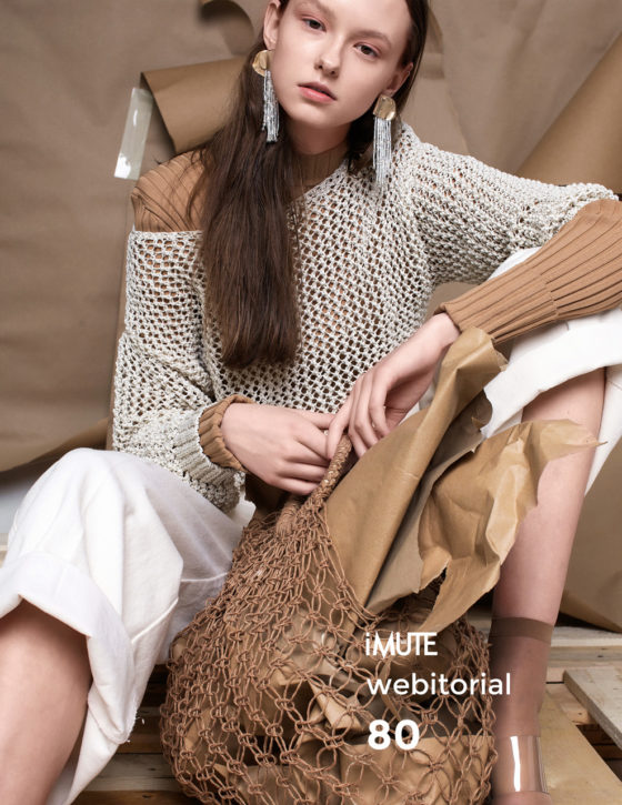 EWA webitorial for iMute Magazine Photographer | Vaidas Jokubauskas Model | Ewa Borowska @ Ruta Model Management Stylist | Simona Senkauskaite Makeup | Kristina Raulinaityte