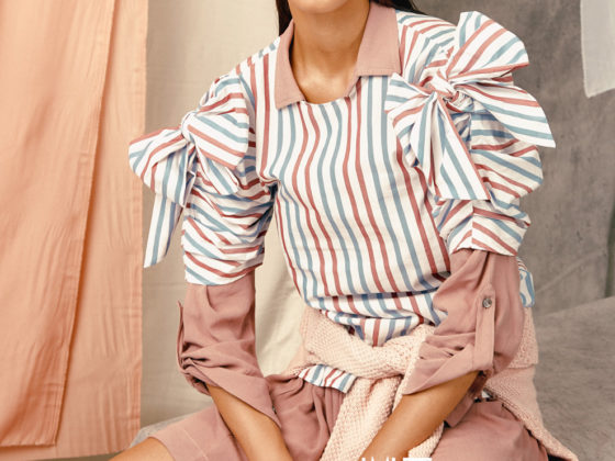 Lavish Layers definition webitorial for iMute Magazine Photographer & Stylist   Steve Marais Model   Leticia Guedes @ Ice Models Makeup & Hair   Sam Scarborough