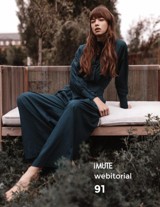 Mo webitorial for iMute Magazine Photographer|Sebastian Hilgetag Model| Mo @IZAIO Makeup & Hair|Sofa Oblina