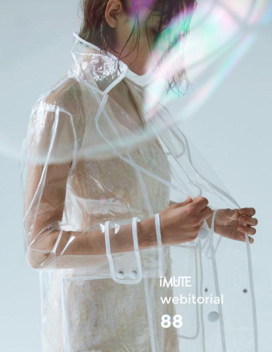bubbles webitorial for iMute Magazine Photographer | Anna Kozlenko Model | Mary Demina @ Number Management Stylist | Galya Maslennikova Makeup & Hair | Sasha Yatsenko