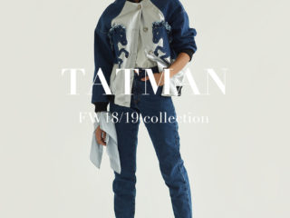 TATMAN FW18/19 collection Designers | Tatyana Barkova and Maria Kaufman