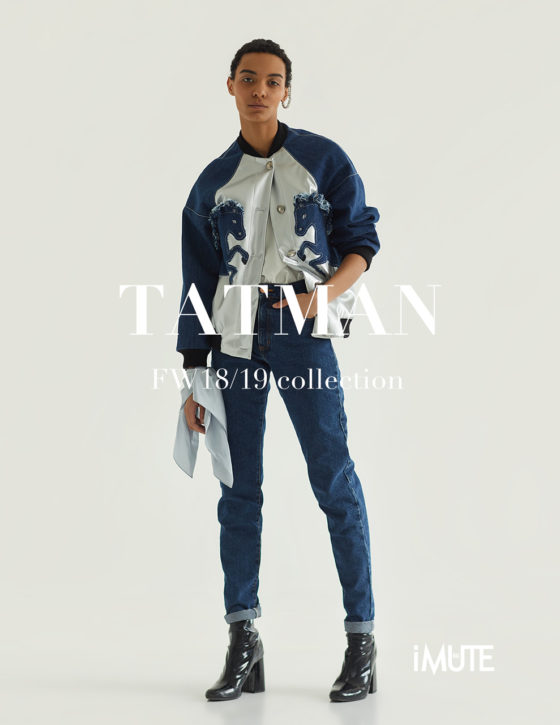 TATMAN FW18/19 collection Designers|Tatyana Barkova and Maria Kaufman