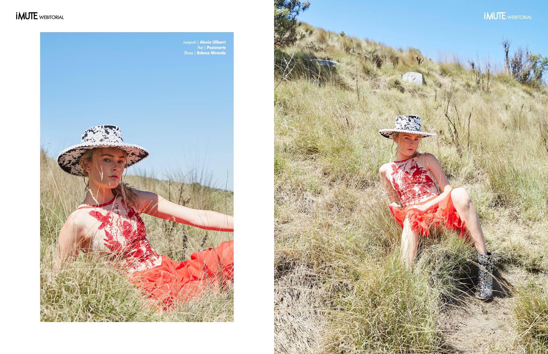 Inside the Mountain webitorial for iMute Magazine Photographer Diego Valdivia Model  Allison Lancaster @GH Management Stylist Alonso Murillo Makeup & Hair Luis Gil Photo Assistant  Raziel Mendoza