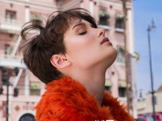 Everybody Goes To Hollywood webitorial for iMute Magazine Photographer|Julia Kiecksee Model| Ari Sievert @Modelwerk Stylist|Styling by Andru Makeup & Hair|Eric J. Allen