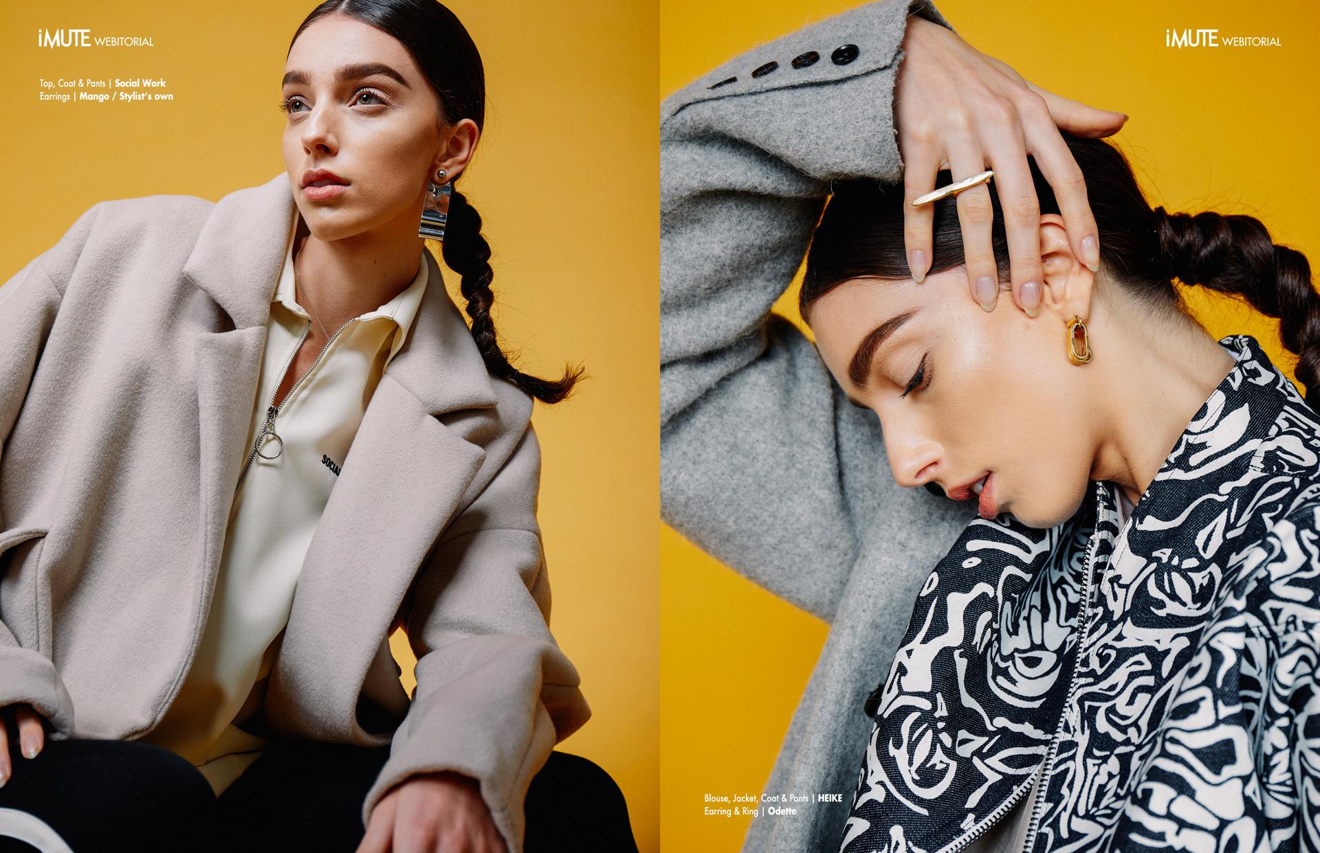 Burnt Orange webitorial for iMute Magazine Photographer|Ashley Jo Wilson Model| Larissa Marchiori @Industry Model Management Stylist|Lauren Walsh Makeup|Tatiana Avila Hair| Tierra Lee