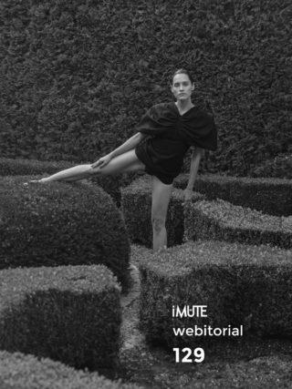 Hanna webitorial for iMute Magazine Photographer Dorota Porębska Model  Hanna Juzon @Elite Model Management