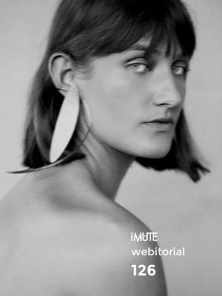 Nudism webitorial for iMute Magazine Photographer Suzanne Rensink Model  Nina Touron @De Boekers Stylist April Jumelet Makeup & Hair Ellen van Exter @Nina Klein agencyusingKeune & Ellis Faas