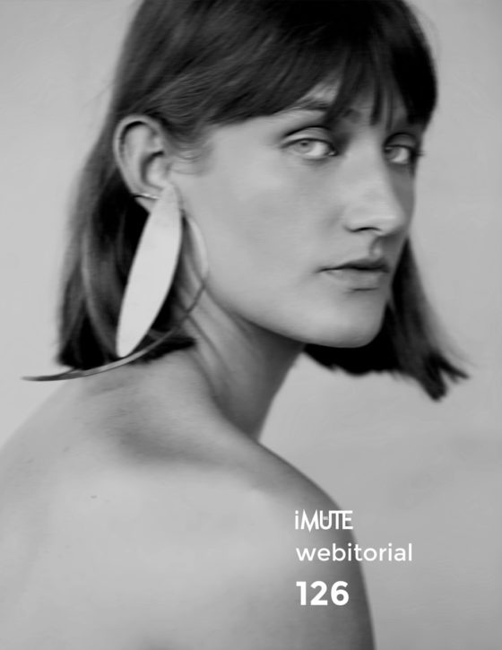 Nudism webitorial for iMute Magazine Photographer|Suzanne Rensink Model| Nina Touron @De Boekers Stylist|April Jumelet Makeup & Hair|Ellen van Exter @Nina Klein agencyusingKeune & Ellis Faas