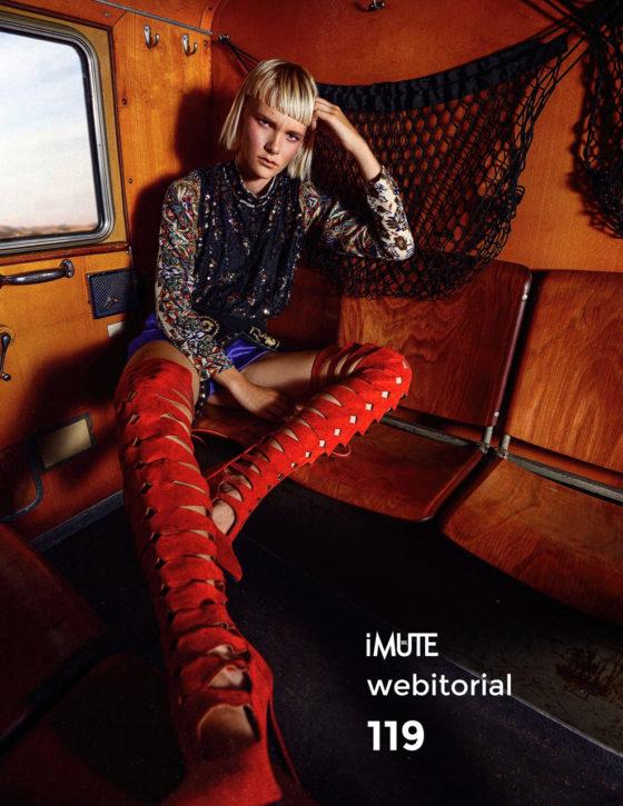 ROADTRIP webitorial for iMute Magazine Photographer|AMMY BERENT Model| SANDY Retoucher|ALL EYES ON YOU Makeup & Hair|SIMONE BREU Location|Hotel la Maison in Munich