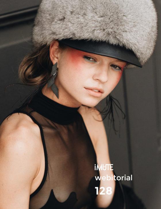 Requiem for a dream webitorial for iMute Magazine Photographer|Oli Ren Model| Skaiste Calkaite @WILHELMINA Stylist|Saina Khvan Makeup|Nick Dzart Hair|Timur Katz